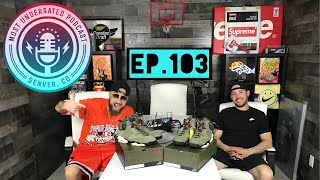 M.U.P #103- Comparing Real & Fake Travis Scott 6's + Supreme Burner Phone + NFL Picks Week 7 & More!