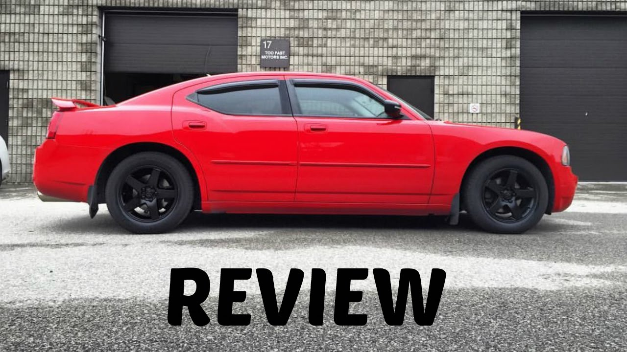 Dodge Charger 2016 >> 2009 Dodge Charger 3.5L V6 FULL CAR REVIEW - IN-DEPTH - YouTube