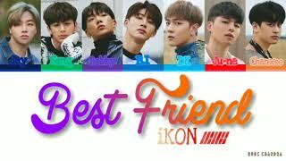 Download Lirik Best Friend Ikon MP3