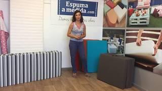 El Rincón de la Espuma - Colchón Plegable Camper