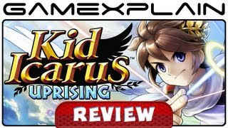 Kid Icarus Uprising - Video Review (Nintendo 3DS) (Video Game Video Review)