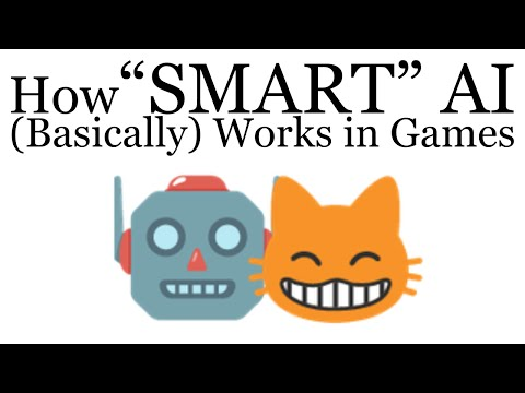 "How ""Smart"" AI (Basically) Works in Games (Goal Oriented Action Planning)"