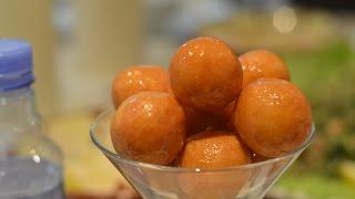 اللقيمات المقرمشة | حلويات عربية