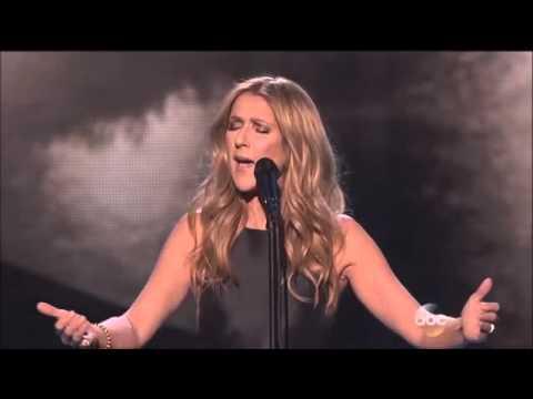 Discours de Jared Leto + interprétation de Céline Dion - Hymne à l'Amour (Live AMA 2015)
