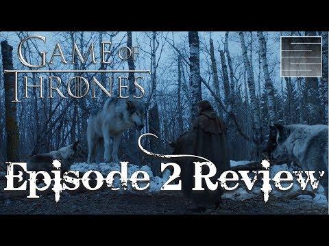 """Game Of Thrones Season 7 Episode 2 Explained - Review / Breakdown """"Stormborn"""""""