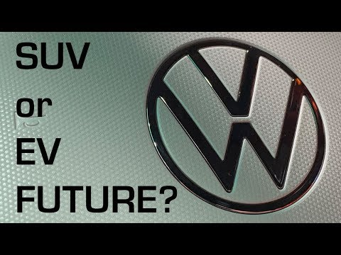 SUV vs EV: The Future of VW