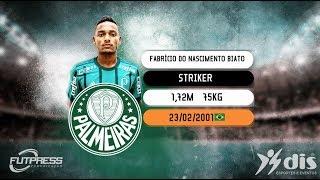 Fabrício - Atacante/ Striker - 2018