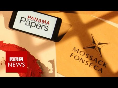 Panama Papers: Mossack Fonseca leak reveals elite's tax havens – BBC News