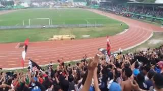 Detik Detik kemenangan PERSIKA Karawang vs PERSIP Pekalongan di Stadion singa perbangsa