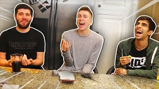 SIDEMEN: FUNNIEST KITCHEN CHALLENGES!
