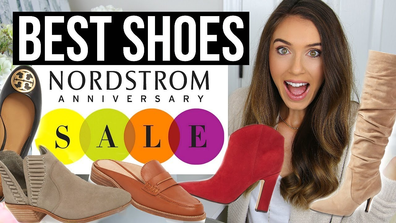 BEST SHOES FROM THE NORDSTROM ANNIVERSARY SALE 2018!