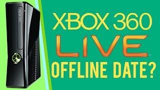 When Will the Xbox 360 Go Offline?