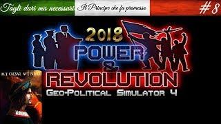 Geopolitical Simulator 4 P&R 2018 Italia Borgia: #8