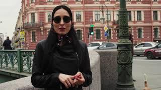 """Анонс обзора """"Культовые Места Питерского общепита""""."""
