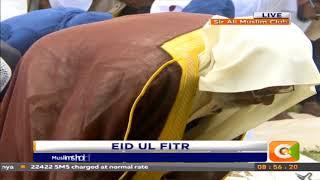 Muslims Hold prayers at Sir Ali Muslim Club: Eid Ul Fitr