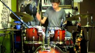 Lights We Burn Nine Lashes - Drum Cover.mp3