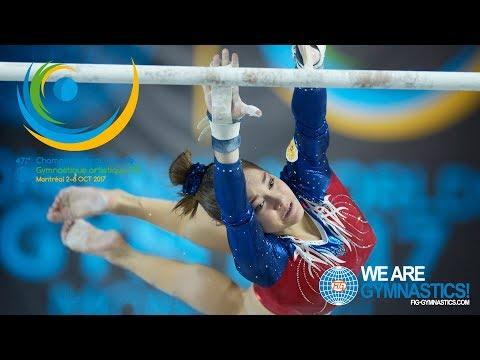 Individual Apparatus Finals - Day 1 - 2017 Artistic Gymnastics Worlds