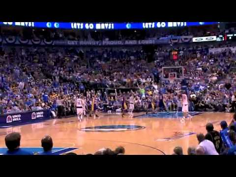 NBA Playoffs 2011: LA Lakers Vs Dallas Mavericks Game 4 Highlights (0-4)