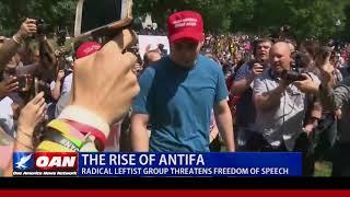 The Rise of Antifa