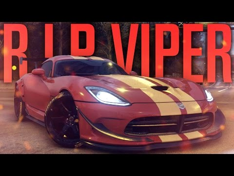 GOODBYE TO THE DODGE VIPER! | Need for Speed 2015 w/ The Nobeds