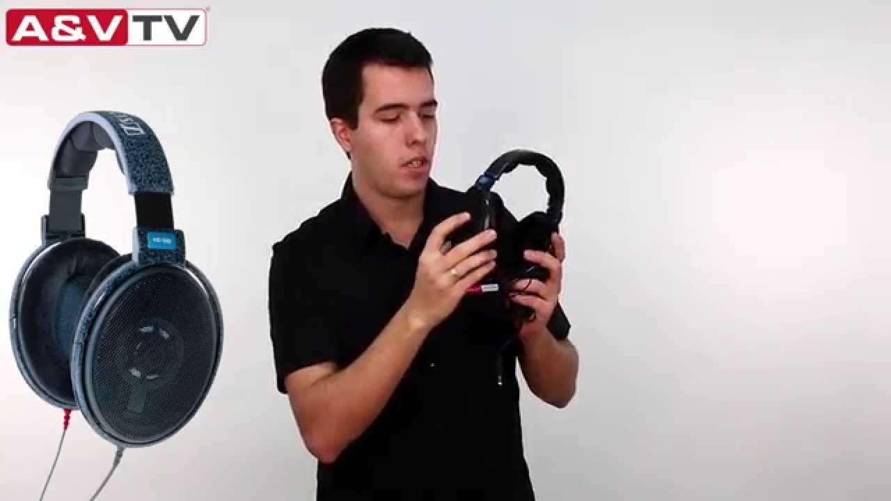 Sennheiser HD 600 hifi fejhallgató teszt AV-Online - YouTube 6fe61ca336