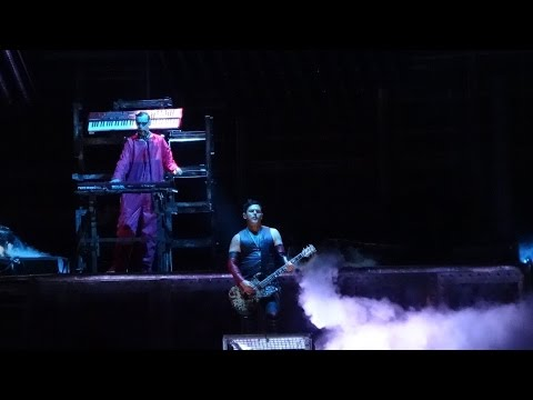 [07] Rammstein - Seemann Live at the Hell & Heaven Metal Fest, Mexico 2016 (Multicam) HD
