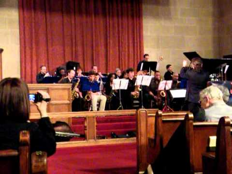 NY Jazz Academy Manhattan Big Band -   Shiny Stockings