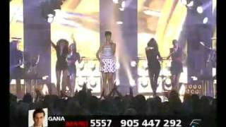 rihanna please don t stop the music live in barcelona