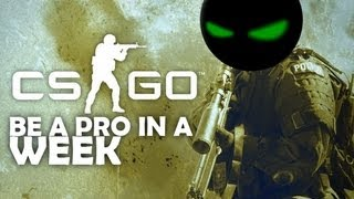 One of DooM49's most viewed videos: Be a Pro at CSGO in a WEEK! For Beginners!