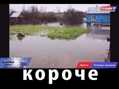 «Короче» – новости города Устюжны и Устюженского района №42 (142) от 05.11.2019