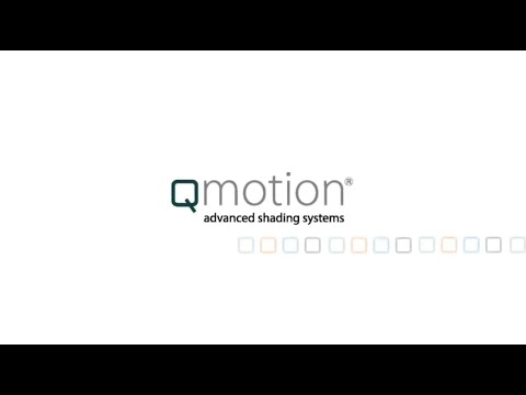 QMotion Automated Blinds