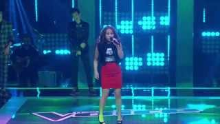The Voice Thailand - ก้อย - Irreplaceable - 16 Nov 2014