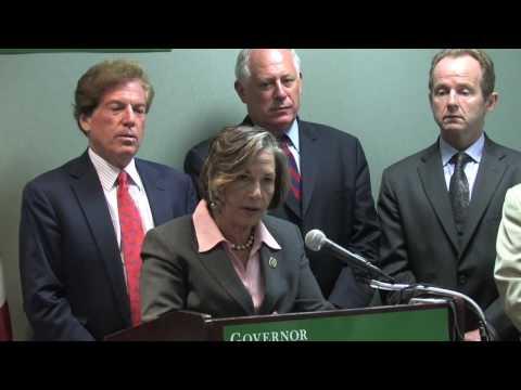 Congresswoman Jan Schakowsky & Fellow Progressive Dems Endorse Governor Pat Quinn