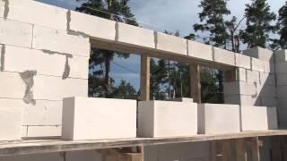 Как построить дом из газобетона H+H(газобетон H+H., 2015-06-05T09:53:30.000Z)