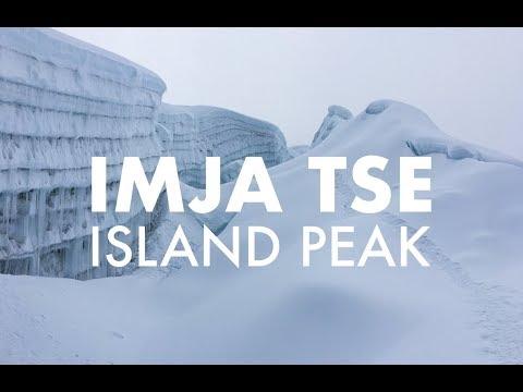 Island Peak/Imja Tse(6,189m) - Peak Climbing in Nepal (Sept 2017)