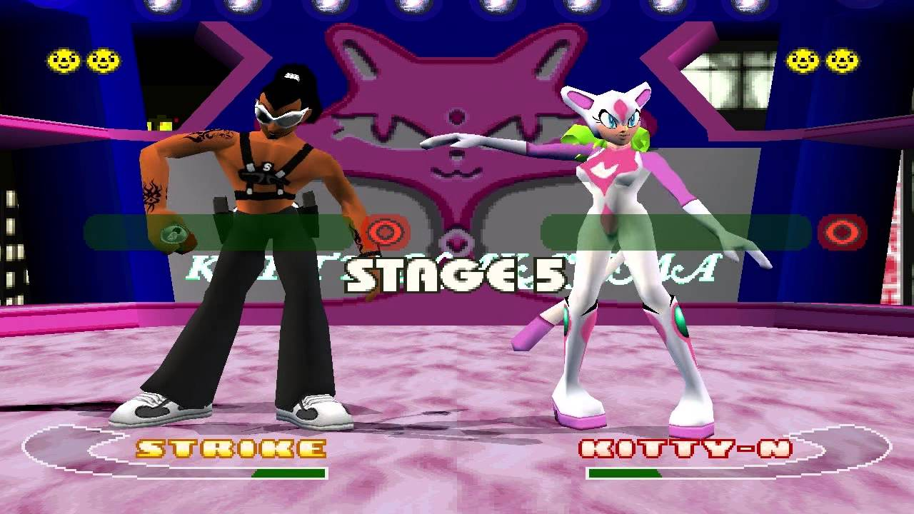 bust a groove online