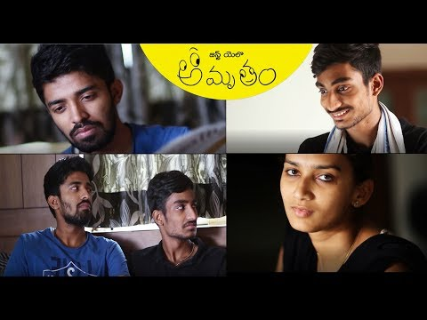 Amrutham Title Song | #NewVersion | Jobless Productions | Ch