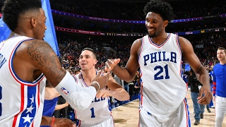 #RaiseTheCat Month In Review: Go Win-By-Win Through The Sixers