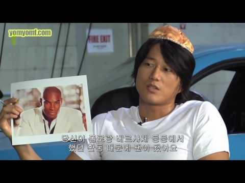 분노의 질주 한(성 강)의 자동차 토론쇼 : 게스트 타이레스 깁슨