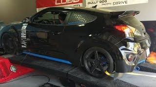 2014 veloster turbo tork motorsports methanol tune