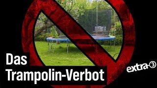 Realer Irrsinn: Trampolinverbot in Osnabrück