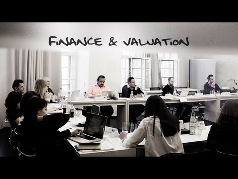 'Finance and Valuation'