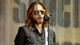 Thirty Seconds to Mars - This Is War (Donington Park 2013)