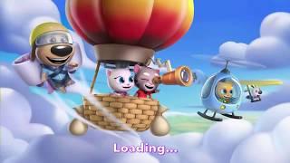 Говорящий ТОМ Веселая Ярмарка новая игра про приключения Тома и его друзей 2