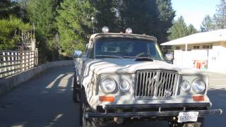 1965 Jeep Gladiator!  It's ALIVE!!!