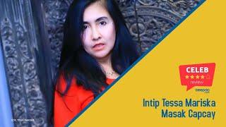 Seleb Review: Intip Tessa Mariska Memasak, Bagian 1