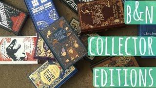 BARNES & NOBLE COLLECTOR'S EDITIONS