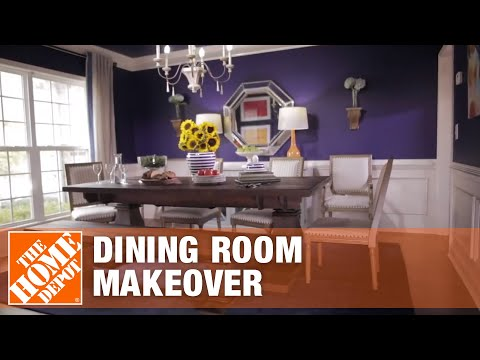 Start To Finishes Dining Room Makeover Youtube