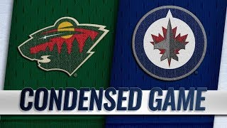 Minnesota Wild vs Winnipeg Jets – Sep.17, 2018 | Preseason | Game Highlights | Обзор матча