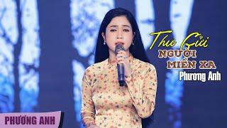 Thư Gửi Người Miền Xa - Phương Anh (Official MV)